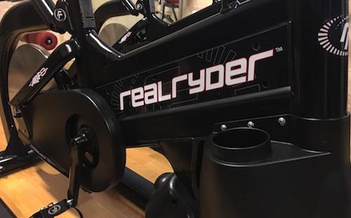 realryder spin bike