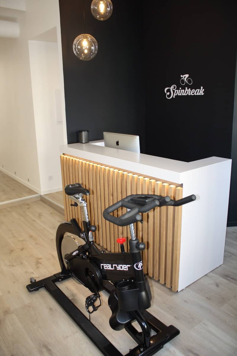 Why use RealRyder bikes? We really couldn't find better indoor cycling (spinning) bikes!