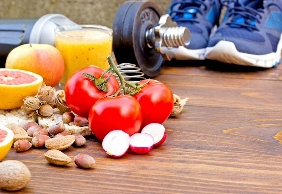 What should you eat before & after a workout ?